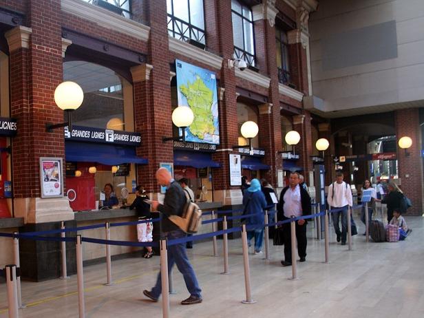 Stasiun Lille-Flandre