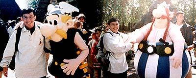 Me, Asterix, andObelix