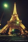 Menara Eiffel, 960 hari menuju tahun 2000 (foto 1997)