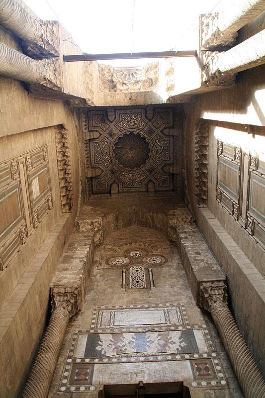 Atap pintu Masjid