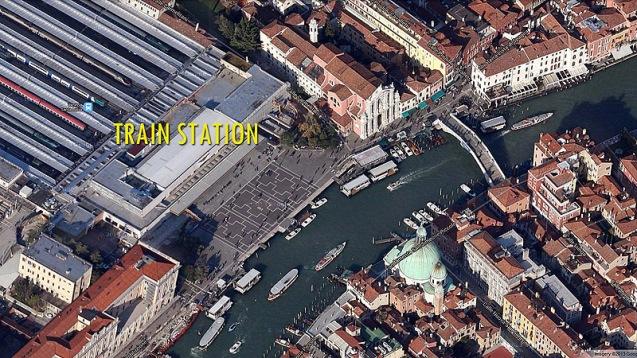Stasiun Kereta Api Venezia