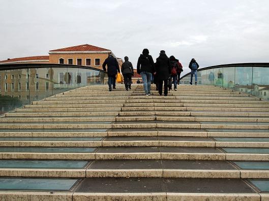 Jembatan menuju Venezia