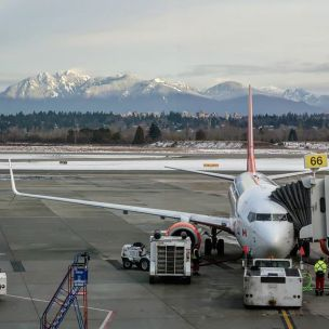 Bandara YVR Vancouver
